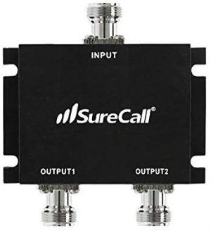 Full Band 2 Way Splitter (N-Connectors)