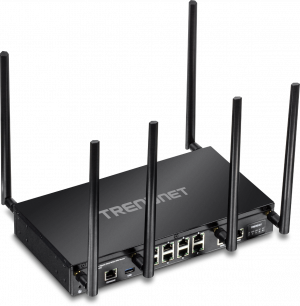 AC3000 Wireless Gigabit Multi-WAN VPN SMB Router