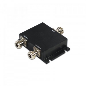 Full Band 2 Way Splitter (N-Connectors)