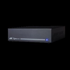 2-Channel, 50W per Channel Power Amplifier, incl. IR receive