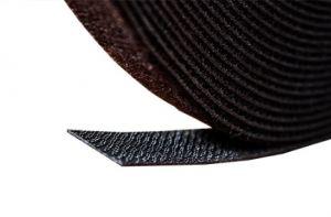 Velcro 75ft roll x 1/2, Black
