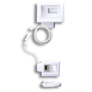 Plug and Play Power Kit with Connector
