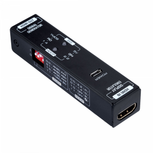 Handheld HDMI 4K Tester
