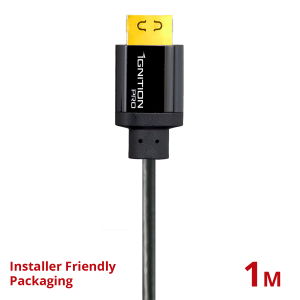 Ignition Pro HDMI 18Gbps 34 AWG 1M PVC
