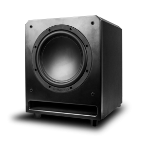 SS Series 10in Powered Slot Subwoofer 150W