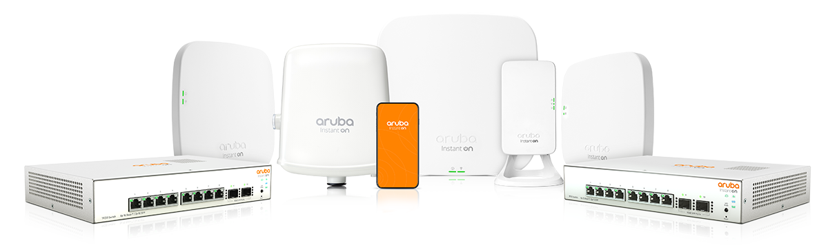 Sherpa Welcomes Aruba Instant On